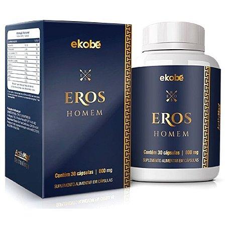 Eros Homem 30 cáps - Libido Masculino