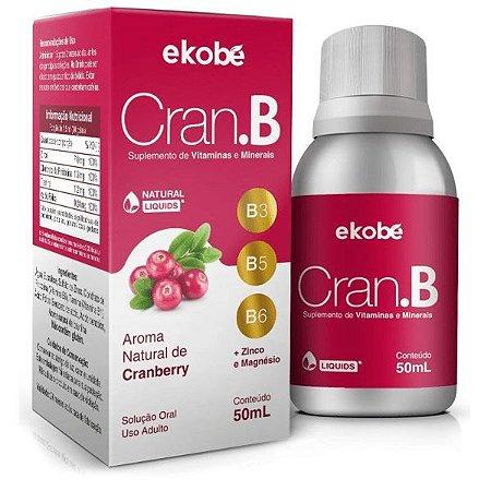 Cran.B 50ml - Contra Infecções do Trato Urinário