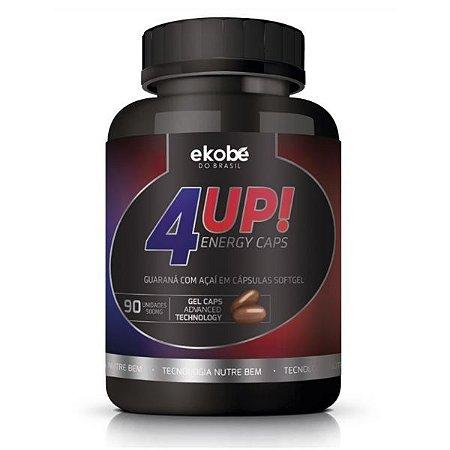 4UP! 90 cáps - Energia revigorante