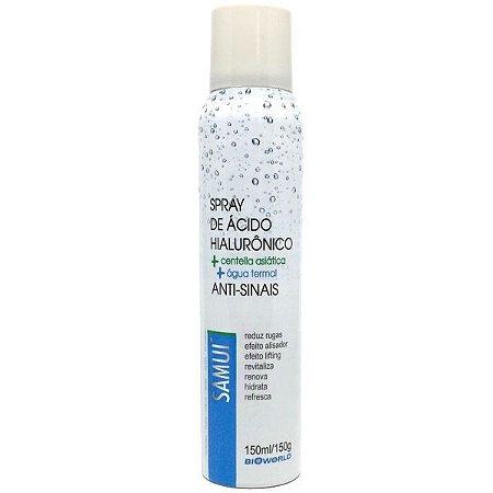 Spray Anti-Sinais 150ml Samui - Hidratação intensa