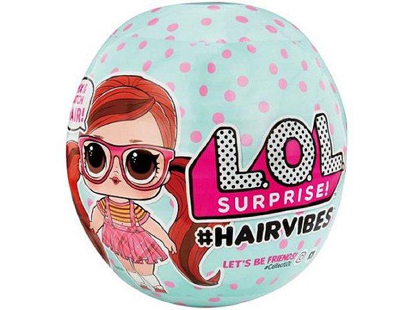 BONECA LOL SURPRISE - HAIR VIBES