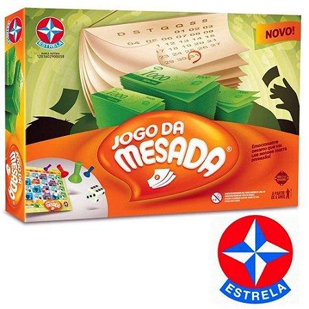 JOGO DA MESADA
