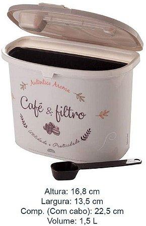 PORTA CAFE/FILTRO DEC A1