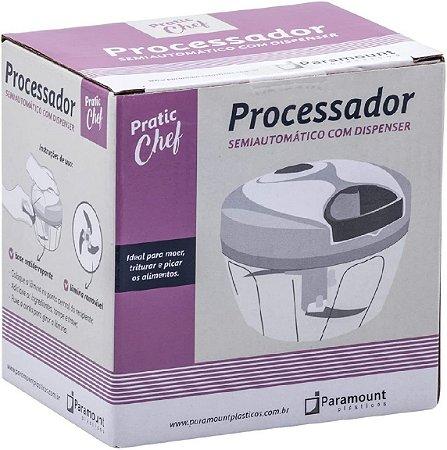 Processador Semi Automatico Com Dispenser Paramount 1037