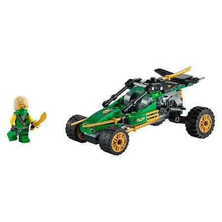 LEGO NINJAGO INVASOR DA SELVA 127 PECAS