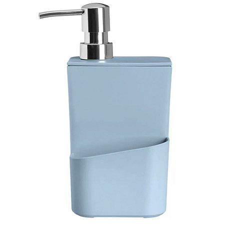 Dispenser Porta Detergente C/ Suporte Para Esponja - Ou