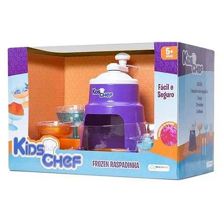 Maquina De Raspadinha Kids Chef Frozen Acessorios-multikids
