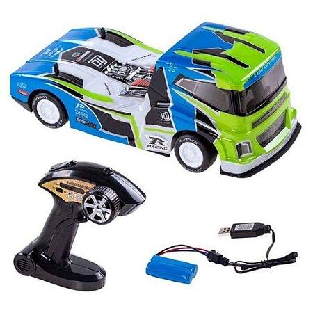 Caminhao Com Controle Remoto Super Truck Sport - Cks