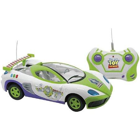 Carrinho De Controle Star racer toy story - Candide