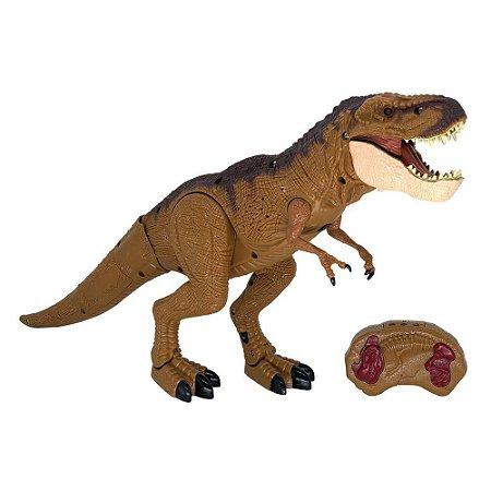 Dinossauro Lendario Radio Controlavel 1111 Candide