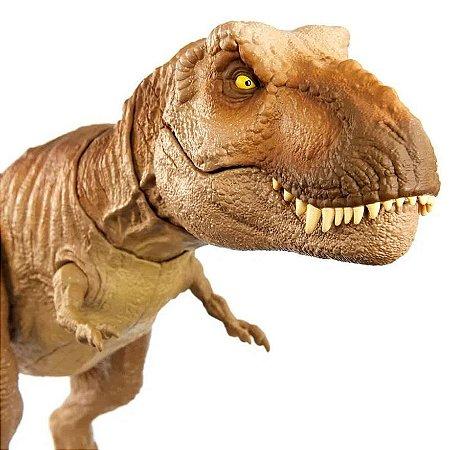 Jurassic World Tyrannosaurus Rex Rugido Epico Mattel Gjt60