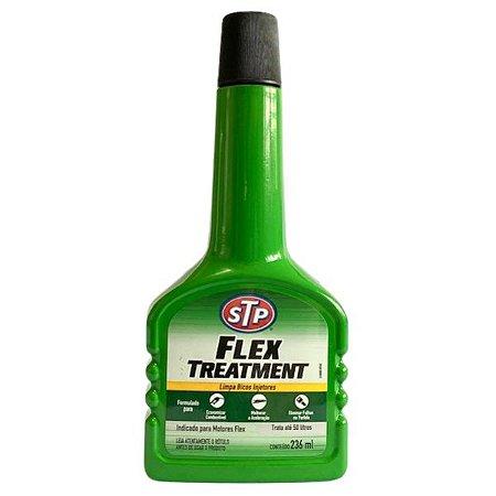 Aditivo Flex Treatment Injetores STP 236ml