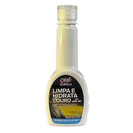Limpa Hidrata Couro  ORBI QUÍMICA 200g