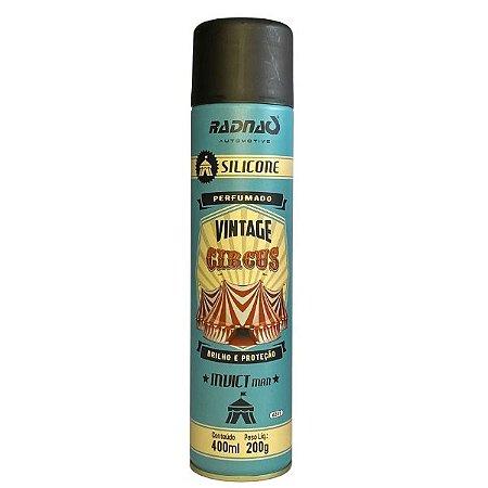 Silicone Perfumado Invict RADNAQ 400ml