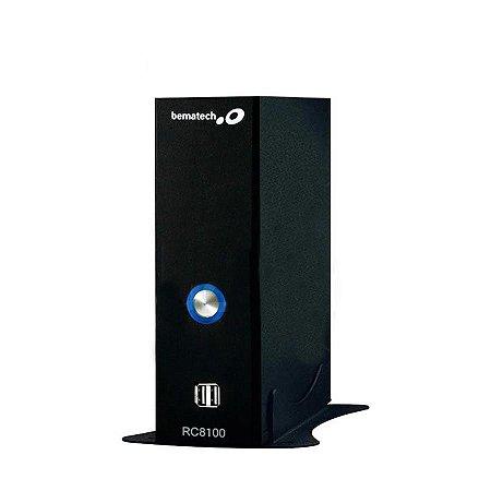 Bematech Mini RC8100 Quad Core 1.80GHz com 4GB de Memória e HD 500GB - Windows 7