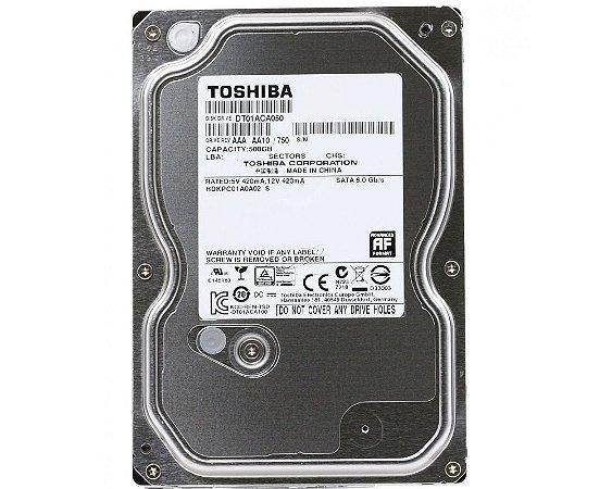 HDD 500GB Toshiba Desktop