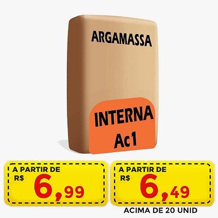 Argamassa Interna Ac1 - Por Apenas R$ 6,99 ou (R$ 6,49 acima de 20 unid)