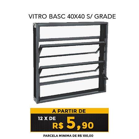VITRO BASC 40X40 S/ GRADE