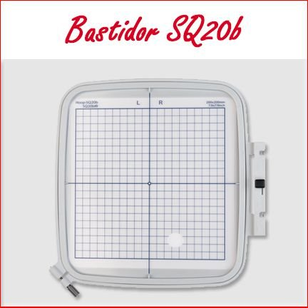 Bastidor SQ20B - 200 x 200mm