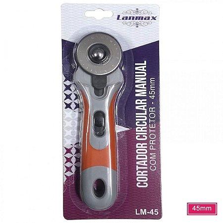 Cortador Circular 45mm - LANMAX