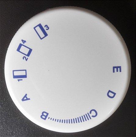 Botão seletor do tipo do ponto Janome 2008