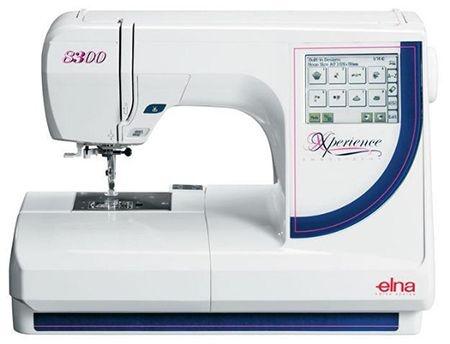 Máquina de Bordar Elna 8300