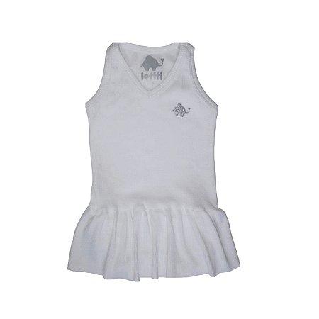 Vestido Marina Branco