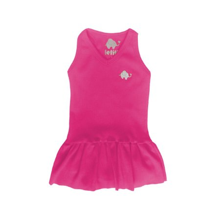 Vestido Letiti Marina Pink