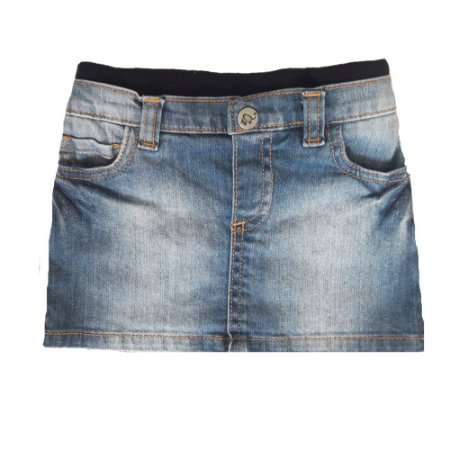 Mini Saia Jeans Letiti