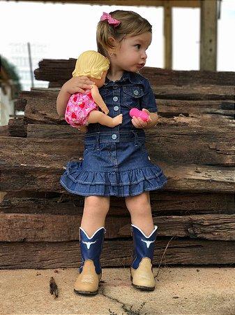 Vestido Letiti Jeans