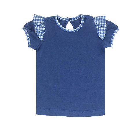 Camiseta Cloe Blue