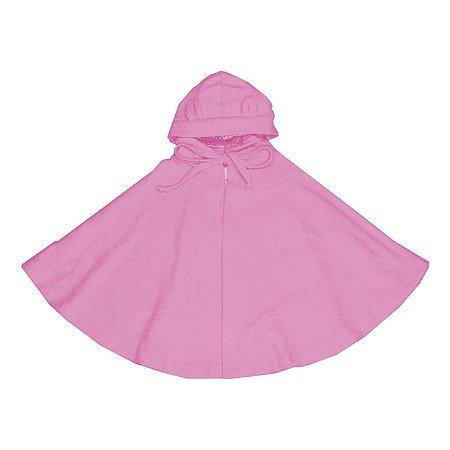 Poncho Praia Pink