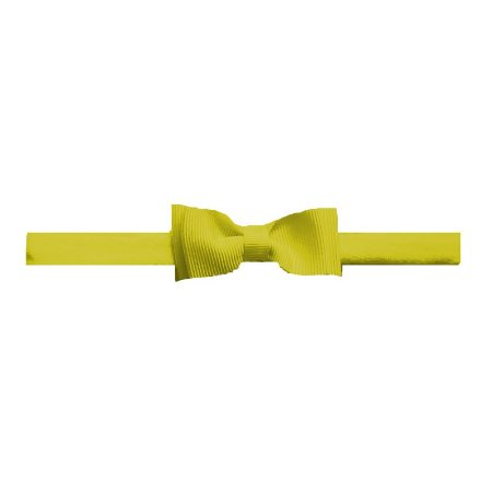 Faixa Laço Letiti Amarela P