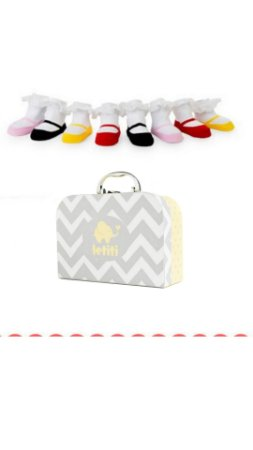 Pack Isabella 0 a 12 meses + maleta amarela