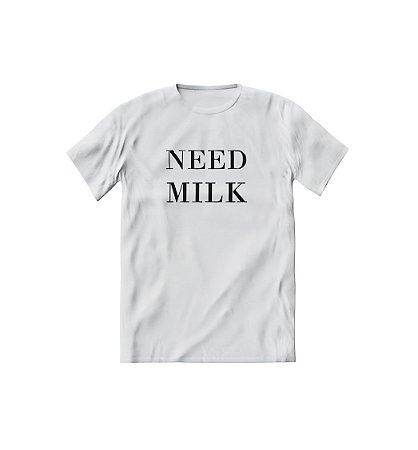 Camiseta Letiti Unissex NEED infantil