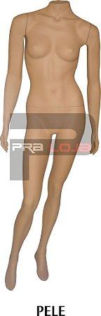 Manequim de Fibra Feminino - Ref.:5015