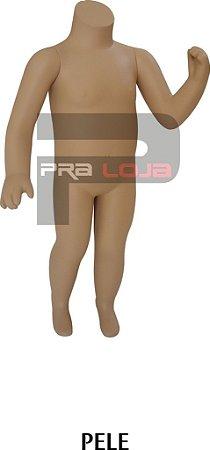 Manequim de Fibra Bebê - Ref.:5083