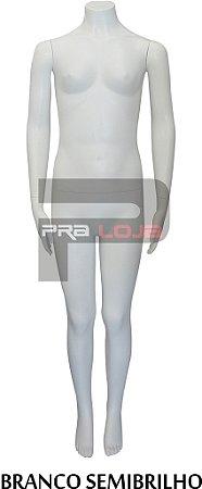 Manequim de Fibra Juvenil Feminino - Ref.:5100
