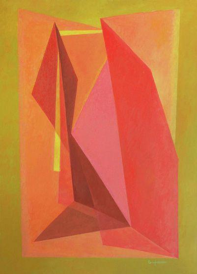 Pintura Forma e Cores 1