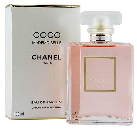 Chanel Coco Mademoiselle EDP feminino de 100 ml.