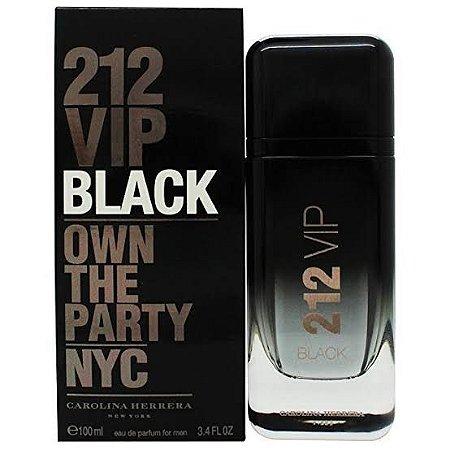 212 Vip Black Carolina Herrera 100ml.