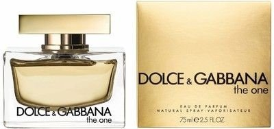 Dolce & Gabbana - The One Feminino 75 ml.