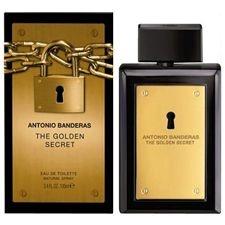 Antonio Banderas - The Golden Secret Masculino 100 ml.