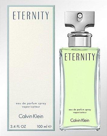 06b29677fa28a Eternity Feminino Calvin Klein 100 ml.