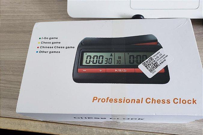 Relogio Chess Clock