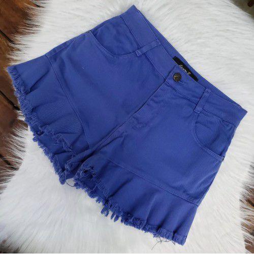 Shorts Balones Azul 38