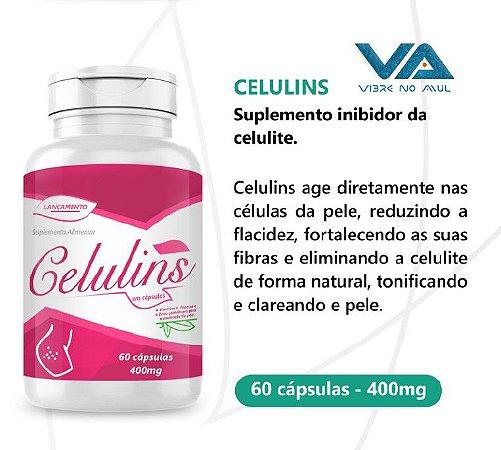 Celulins (Suplemento para celulite)