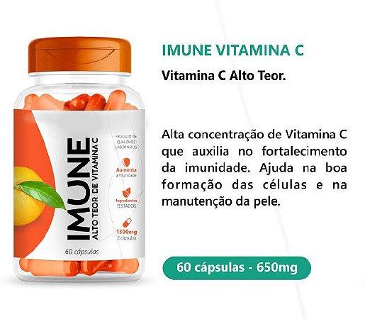 Vitamina C (Concentrada)