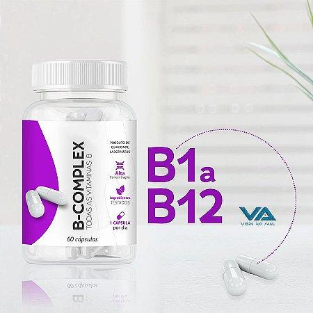 Complexo B ( B1 a B12)