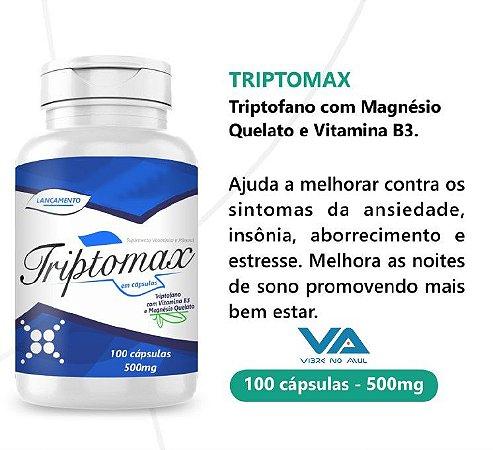 Triptomax - Max Fórmula (Triptofano)